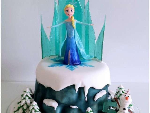 Recettes de tutoriel et reine des neiges for Chateau de glace reine des neiges
