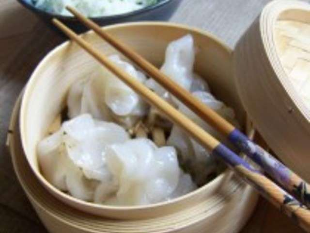 Recettes de cuisine la vapeur et culino versions - Cuisine asiatique vapeur ...
