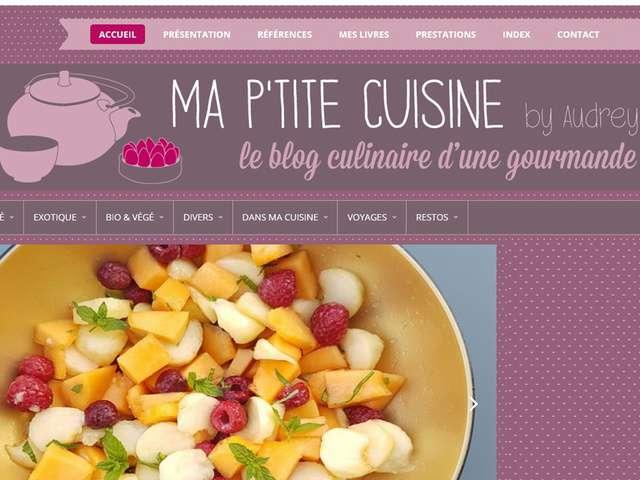 Recettes d 39 t de audrey cuisine - Ma petite cuisine by audrey ...