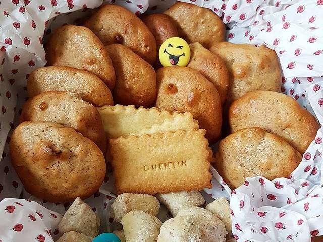 Recettes de biscuits de audrey cuisine - Offrir des cours de cuisine ...