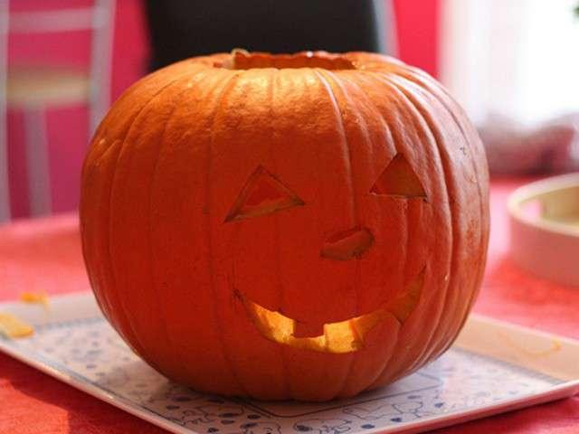 Recettes de citrouille de audrey cuisine - Comment faire des decoration d halloween ...