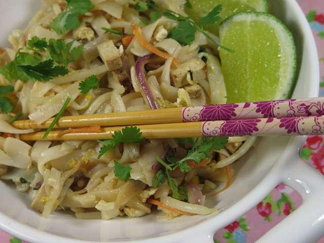 Recettes de pad thai de audrey cuisine - La petite cuisine d audrey ...