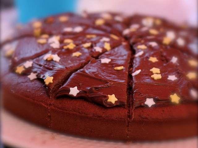 Recettes de g teau au nutella de audrey cuisine - Recette gateau au nutella ...