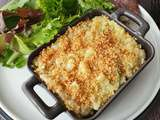 Irish Fish Pie, le gratin de poisson Irlandais