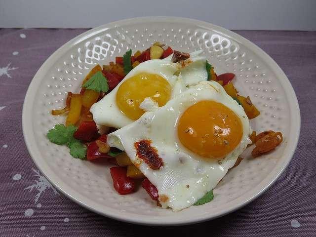 Recettes d 39 ufs et plats de a z 8 - Cuisine legere au quotidien ...