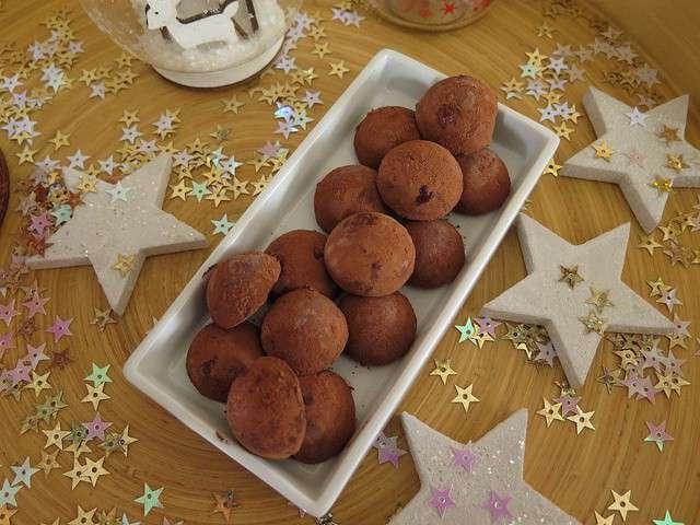 recettes de truffes de cuisine