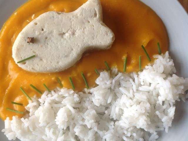 Recettes de terrines de poisson de audrey cuisine for Manger pour poisson
