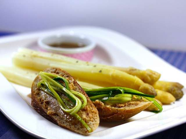 Recettes de vives de audrey cuisine for Accompagnement cuisine