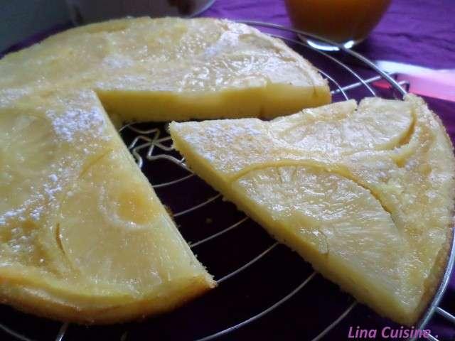 Recettes de g teau l 39 ananas 2 - Recette laurent mariotte aujourd hui ...