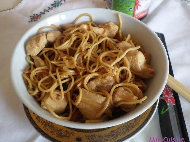 Recettes de wok et nouilles 5 - C est au programme recettes de cuisine ...