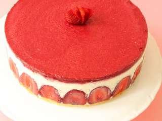 Extraordinaire Recette De Fraisier De Cyril Lignac recettes de fraisier