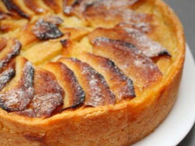Recettes de grand m re et tarte aux pommes - Recette merveilles de grand mere ...