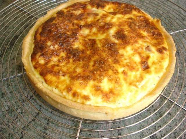 recettes de quiche au jambon 2. Black Bedroom Furniture Sets. Home Design Ideas