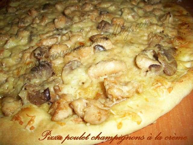 recettes de pizza de aux mille et un d lices. Black Bedroom Furniture Sets. Home Design Ideas