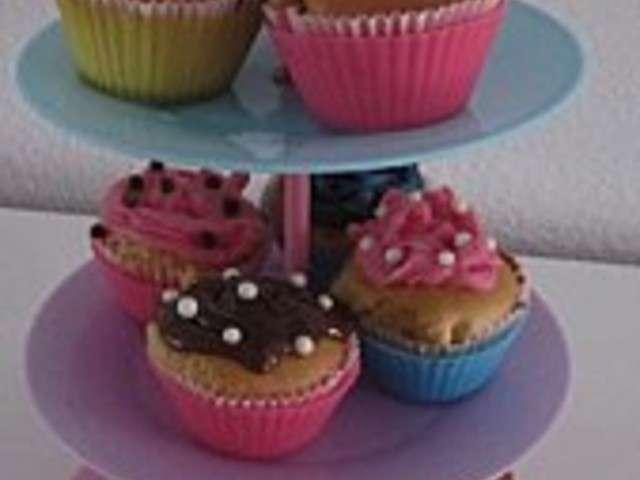 Cup Cake Poudre D Amande Beurre