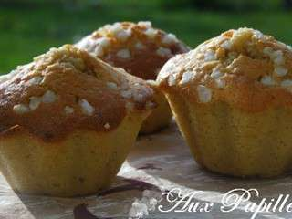 Madimuffins version chouquettes