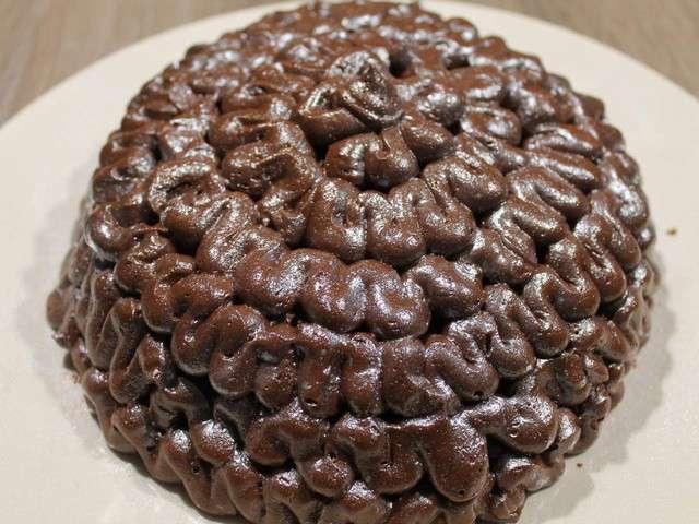 Recettes de g teau la creme - Recette gateau chocolat creme de marron ...