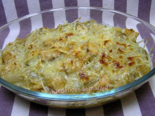 Recettes de gratin d 39 endives - Cuisiner endives au jambon ...