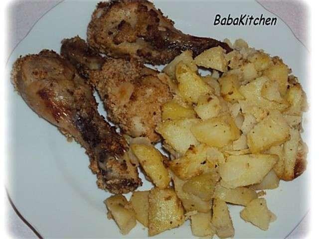 Recettes de poulet et cuisine au four 20 - Cuisine poulet au four ...