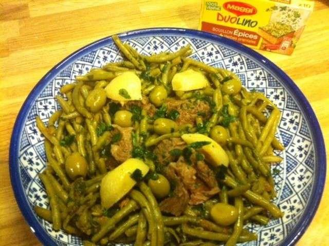 Les meilleures recettes de tajine 4 - Quels sont les meilleures varietes d haricot vert ...