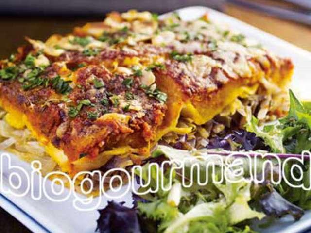 Recettes de lasagnes et cuisine sans gluten - Recette de cuisine sans gluten ...