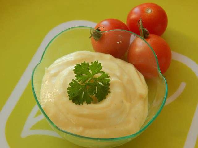 Recettes de mayonnaise - Recette mayonnaise au mixeur ...