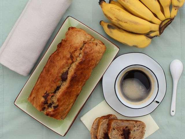 recettes de g teau banane de bleu combava. Black Bedroom Furniture Sets. Home Design Ideas