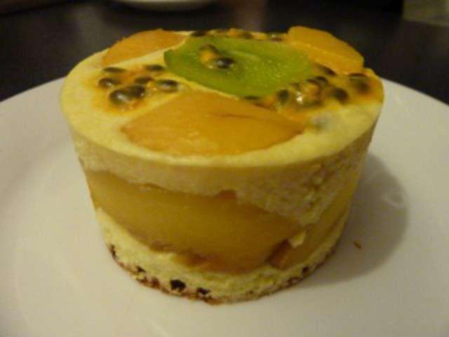 Recette Cheese Cake Fruit De Saison