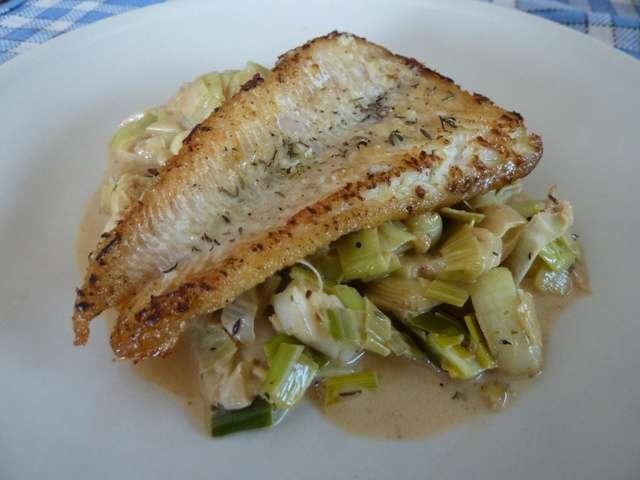 Recettes de julienne et poisson - Cuisiner filet de julienne ...