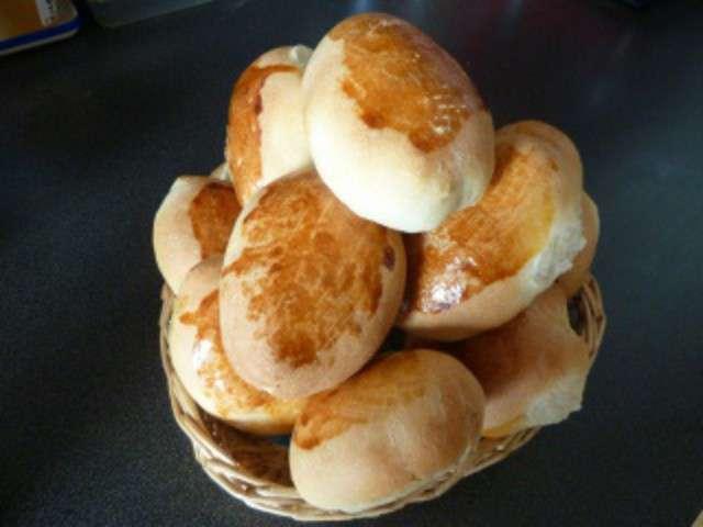 Recettes de mini pains au lait - Pain au lait recette ...