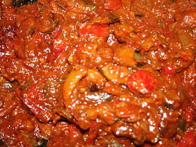 Recettes de ratatouille provencale - Recette cuisine provencale traditionnelle ...
