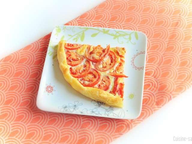 Recettes de tarte la tomate de blog cuisine bio - Blog cuisine bio saine ...