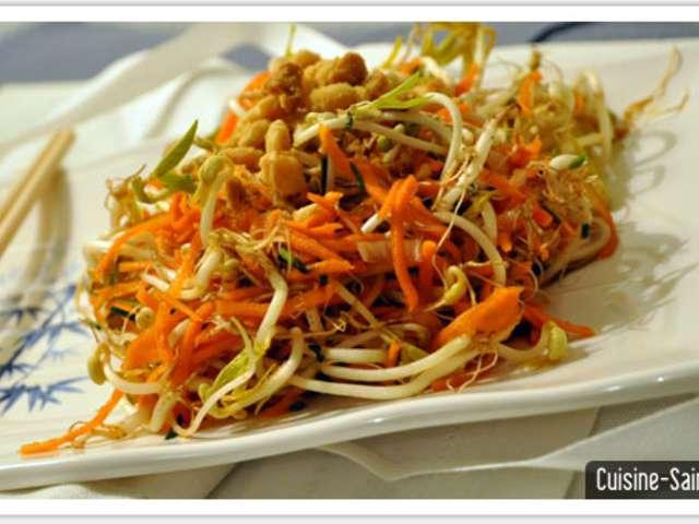 Les meilleures recettes de soja et pousses de soja - Blogs recettes de cuisine ...