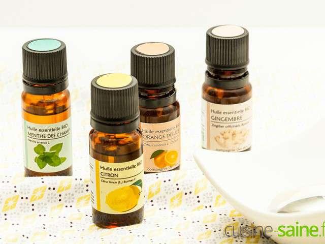 Recettes de huiles essentielles - Huile essentielle cuisine ...