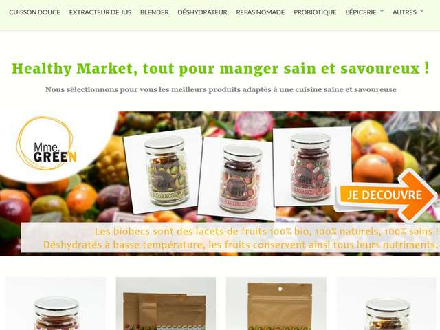 Recettes de cuisine bio de blog cuisine bio - Blog cuisine bio saine ...