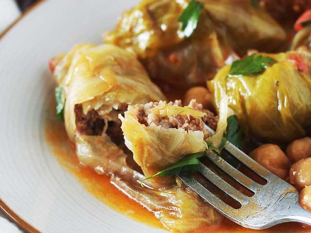 Recettes de chou farci de blog cuisine culinaire - Blog cuisine algeroise ...