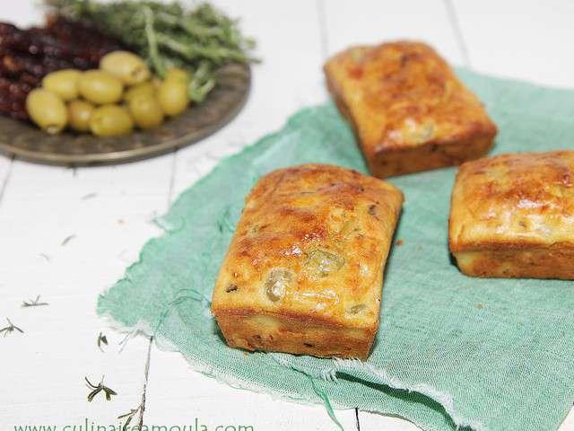 Cake Aux Olives Ww
