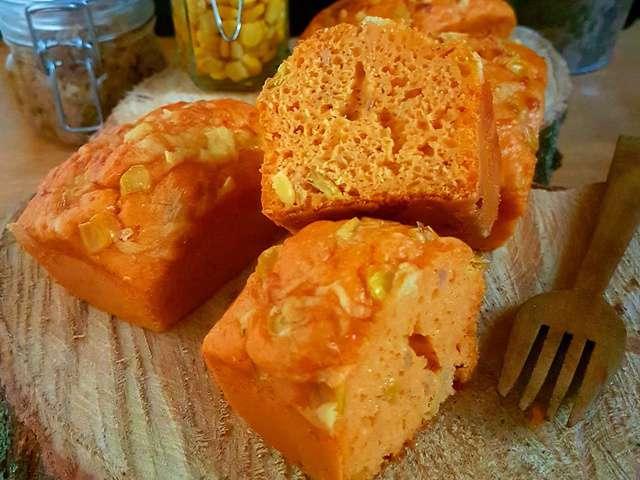 Recette Cake Au Thon Moutarde