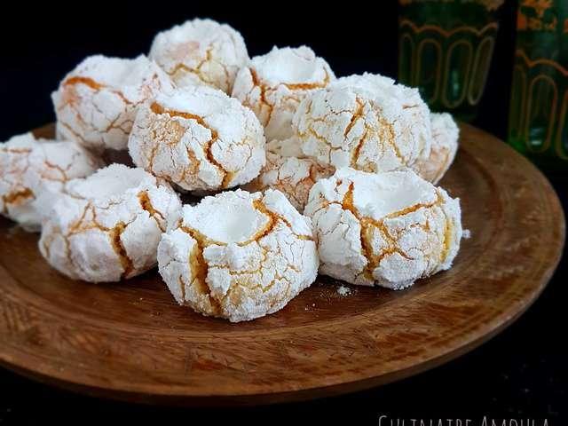 Recettes de Gâteau Marocain