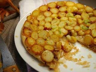 Recettes de tarte tatin - Cuisiner des pommes de terre nouvelles ...