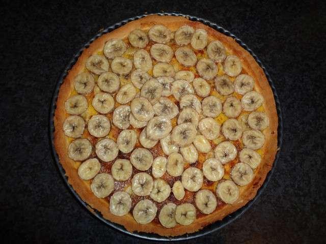 Recettes de tarte aux bananes - Blog recette de cuisine simple ...