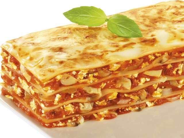 Recettes de lasagnes et cuisine v g tarienne 2 - Blog cuisine vegetarienne ...