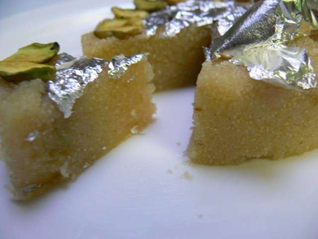 recettes de semoule et desserts 5