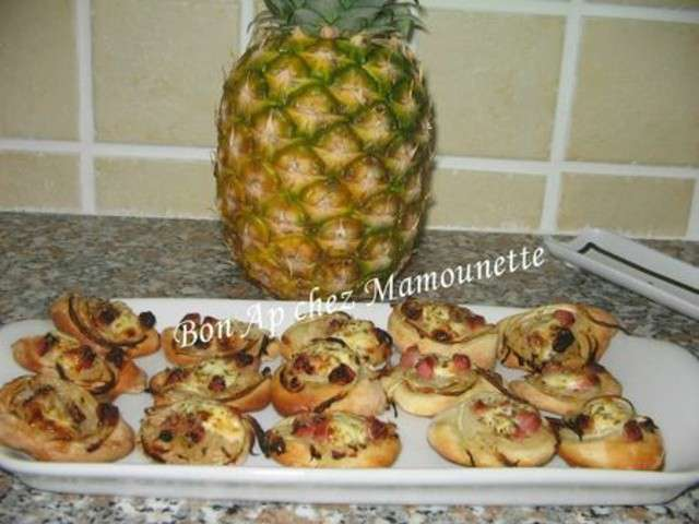 recettes de flammekueche de mamounette