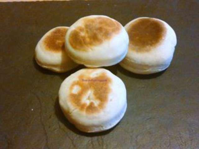 Recettes de muffins anglais de bon et fait maison - Fait maison en anglais ...