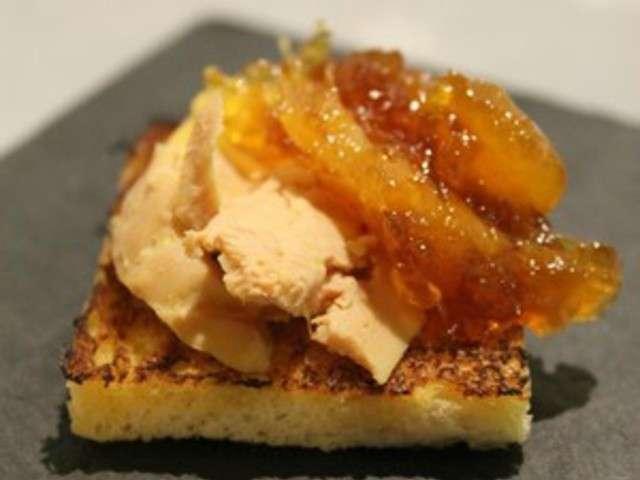 recettes de pain perdu et foie gras. Black Bedroom Furniture Sets. Home Design Ideas