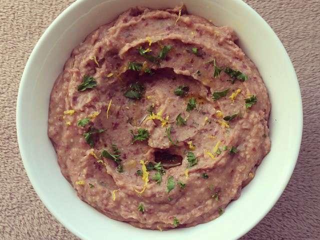 Recettes de houmous de bowl spoon - Houmous recette sans tahini ...
