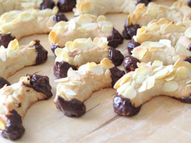 recettes de p 226 te d amande et biscuits