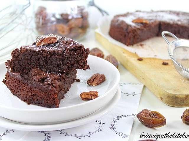 Recettes de farine et sucre - Recette fondant au chocolat sans oeuf ...