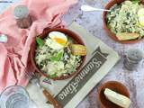 Risotto Bettes et Gorgonzola